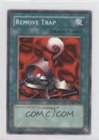 Remove Trap [Noted]