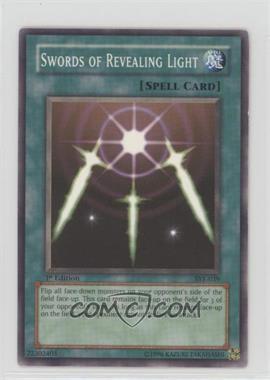 2004 Yu-Gi-Oh! Starter Deck Yugi Evolution - [Base] - 1st Edition #SYE-039 - Swords of Revealing Light