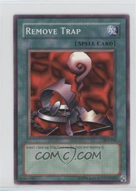 2004 Yu-Gi-Oh! Starter Deck Yugi Evolution - [Base] - Unlimited #SYE-033 - Remove Trap