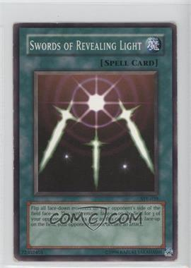 2004 Yu-Gi-Oh! Starter Deck Yugi Evolution - [Base] - Unlimited #SYE-039 - Swords of Revealing Light