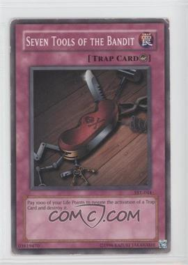 2004 Yu-Gi-Oh! Starter Deck Yugi Evolution - [Base] - Unlimited #SYE-044 - Seven Tools of the Bandit