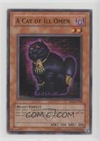 A Cat of Ill Omen