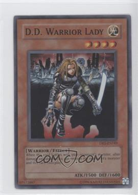 2005 Yu-Gi-Oh! Dark Revelation Volume 1 - Booster Pack [Base] #DR1-EN189 - D.D. Warrior Lady