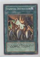 Stamping Destruction [Noted]