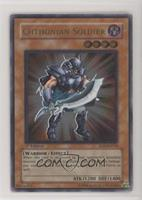 Chthonian Soldier (UL)