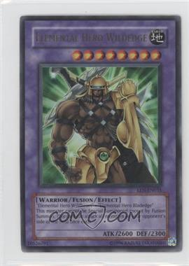 2005 Yu-Gi-Oh! Elemental Energy - Booster Pack [Base] - Unlimited #EEN-EN035.1 - Elemental HERO Wildedge