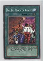 The Big March of Animals