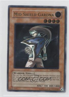 2005 Yu-Gi-Oh! The Lost Millenium - Booster Pack [Base] - Unlimited #TLM-EN024.2 - Mid Shield Gardna (Ultimate Rare)