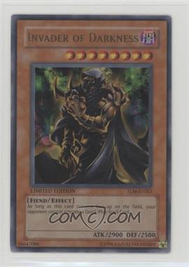 2005 Yu-Gi-Oh! The Lost Millenium - Special Edition Promos #TLM-ENSE1 - Invader of Darkness