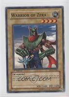 Warrior of Zera [Noted]