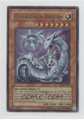 2006 Yu-Gi-Oh! Shadow of Infinity - Booster Pack [Base] - Unlimited #SOI-EN007 - Cyber Laser Dragon