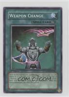 Weapon Change
