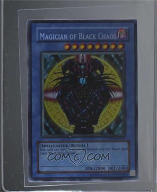 2007 Yu-Gi-Oh! Premium Pack 1 - [Base] #PP01-EN001 - Magician of Black Chaos [Mint]