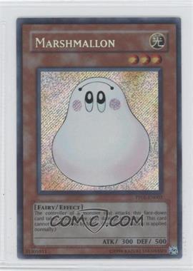 2007 Yu-Gi-Oh! Premium Pack 1 - [Base] #PP01-EN003 - Marshmallon