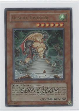 2007 Yu-Gi-Oh! Tactical Evolution - Booster Pack [Base] - 1st Edition #TAEV-EN034 - Desert Twister