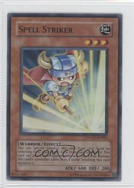 2007 Yu-Gi-Oh! World Championship Tournament 2007 - Gameboy Advance Promos #WC07-EN001 - Spell Striker