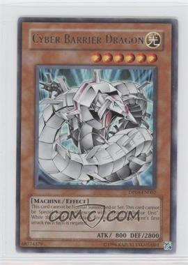 2007 Yu-Gi-Oh! Zane Truesdale - Duelist Pack [Base] - Unlimited #DP04-EN002 - Cyber Barrier Dragon