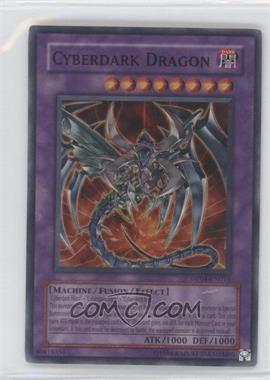 2007 Yu-Gi-Oh! Zane Truesdale - Duelist Pack [Base] - Unlimited #DP04-EN014 - Cyberdark Dragon