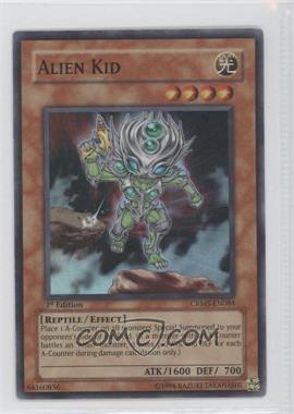 2008 Yu-Gi-Oh! Crimson Crisis - Booster Pack [Base] - 1st Edition #CRMS-EN084 - Alien Kid