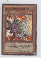 Iron Chain Blaster [Noted]