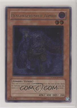 2008 Yu-Gi-Oh! Crossroads of Chaos - Booster Pack [Base] - Unlimited #CSOC-EN031.2 - Plaguespreader Zombie