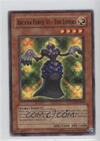 Arcana Force VI - The Lovers [Noted]