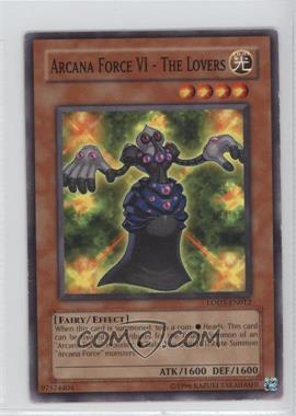 2008 Yu-Gi-Oh! Light of Destruction - Booster Pack [Base] - Unlimited #LODT-EN012 - Arcana Force VI - The Lovers