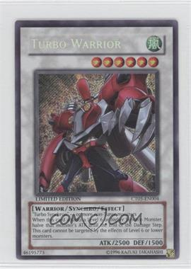 2008 Yu-Gi-Oh! Series 5 - Collectors Tins Limited Edition Promos #CT05-EN004 - Turbo Warrior