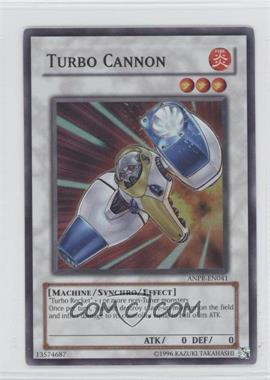 2009 Yu-Gi-Oh! Ancient Prophecy - Booster Pack [Base] - Unlimited #ANPR-EN041 - Turbo Cannon (Super Rare)