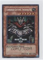 Commander Gottoms, Swordmaster