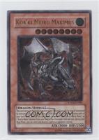Koa'ki Meiru Maximus (Ultimate Rare)