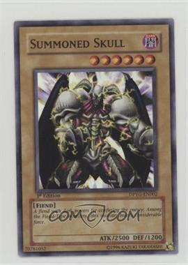2009 Yu-Gi-Oh! Yugi Moto - Duelist Pack [Base] - 1st Edition #DPYG-EN002 - Summoned Skull