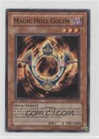 Magic Hole Golem