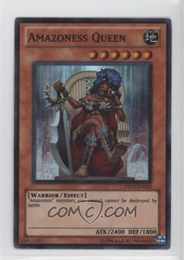2010 Yu-Gi-Oh! Duelist Revolution - Booster Pack [Base] - Unlimited #DREV-EN032 - Amazoness Queen