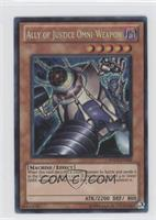 Ally of Justice Omni-Weapon