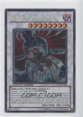 2010 Yu-Gi-Oh! Series 7 - Collectors Tins Limited Edition Promos #CT7-EN002 - Black-Winged Dragon