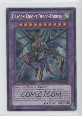 2010 Yu-Gi-Oh! Series 7 - Collectors Tins Limited Edition Promos #CT7-EN003 - Dragon Knight Draco-Equiste