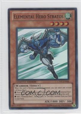 2010 Yu-Gi-Oh! Series 7 - Collectors Tins Limited Edition Promos #CT7-EN006 - Elemental HERO Stratos