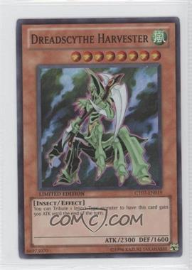 2010 Yu-Gi-Oh! Series 7 - Collectors Tins Limited Edition Promos #CT7-EN019 - Dreadscythe Harvester