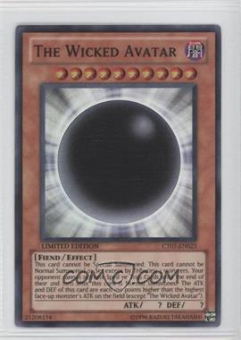 2010 Yu-Gi-Oh! Series 7 - Collectors Tins Limited Edition Promos #CT7-EN023 - The Wicked Avatar
