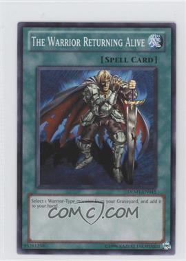 2011 Yu-Gi-Oh! Demo Pack - Mall Tour Give-a-Way [Base] #DEM1-EN015 - The Warrior Returning Alive