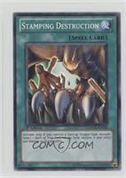Stamping Destruction