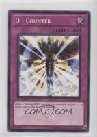 D - Counter