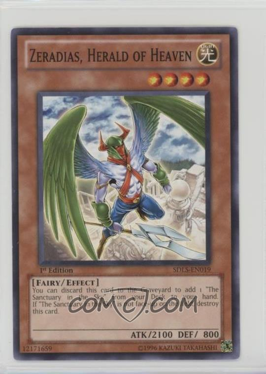 2011 Yu-Gi-Oh! Lost Sanctuary - Structure Deck [Base] - 1st