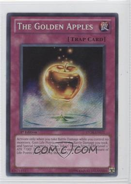 2011 Yu-Gi-Oh! Storm of Ragnarok - Booster Pack [Base] - 1st Edition #STOR-EN071 - The Golden Apples
