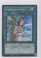 Forbidden Lance