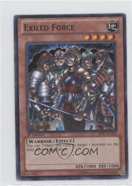 2012 Yu-Gi-Oh! - Battle Pack: Epic Dawn [Base] - 1st Edition #BP01-EN059 - Exiled Force