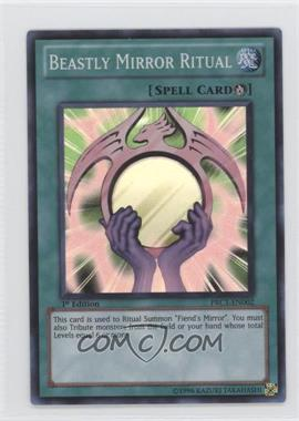 2012 Yu-Gi-Oh! - Premium Collection Tin Limited Edition Promos #PRC1-EN002 - Beastly Mirror Ritual
