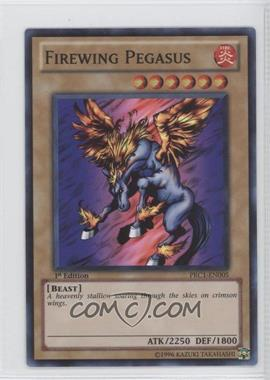 2012 Yu-Gi-Oh! - Premium Collection Tin Limited Edition Promos #PRC1-EN005 - Firewing Pegasus