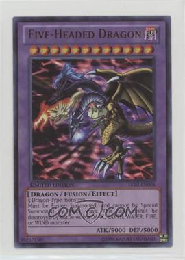 2012 Yu-Gi-Oh! Legendary Collection 3: Yugi's World - Box Set [Base] - Limited Edition #LC03-EN004 - Five-Headed Dragon